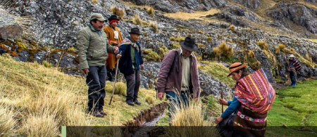 Climate Change policies in the Andes