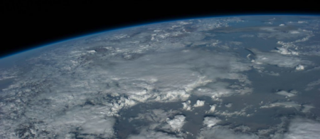 Nasa photo of Earth from above