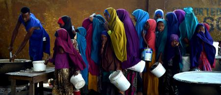 In Somalia, the occurrence of drought can lead to food insecurity and famine. (UN Photo/Tobin Jones)